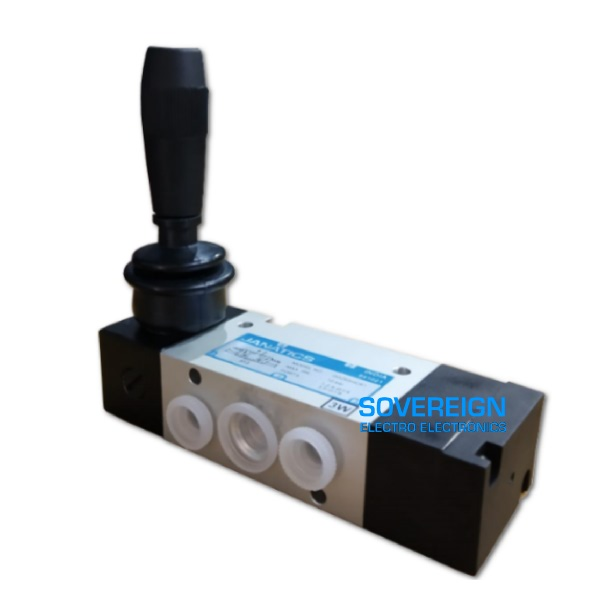 Janatics_manually_Operated_Valve